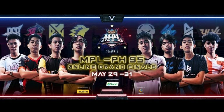 Mobile Legends Pro League PH Season 5 Finale homestream image