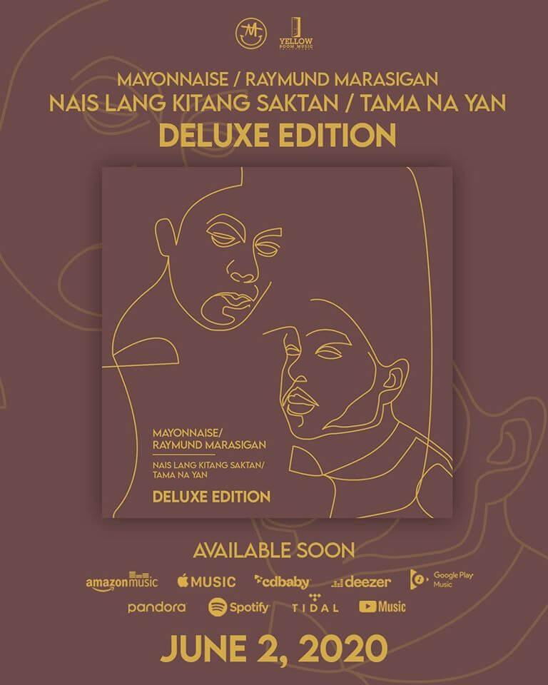 Nais Lang Kitang Saktan/Tama Na Yan Deluxe Edition poster