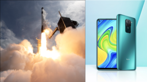 Online News Round-Up: SpaceX and Xiaomi