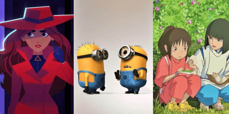 Animated Movies on Netflix