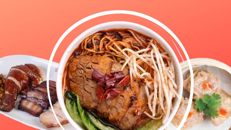 Chinese Food Delivery in Metro Manila