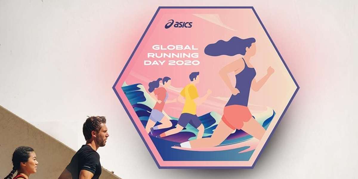 ASICS is Inviting Runners to a Virtual Run