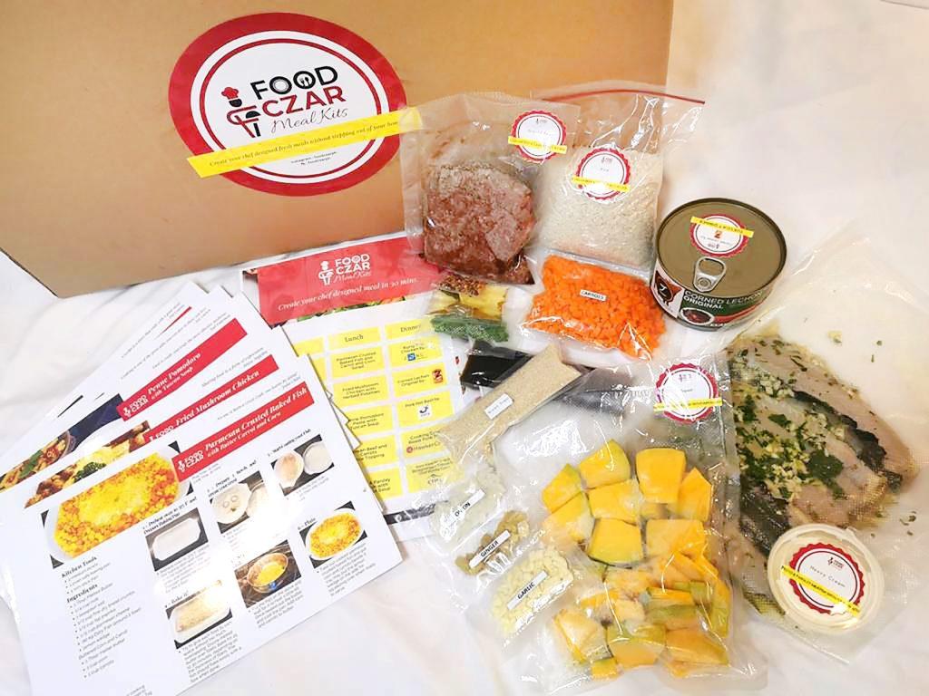 Food Czar Meal Kits