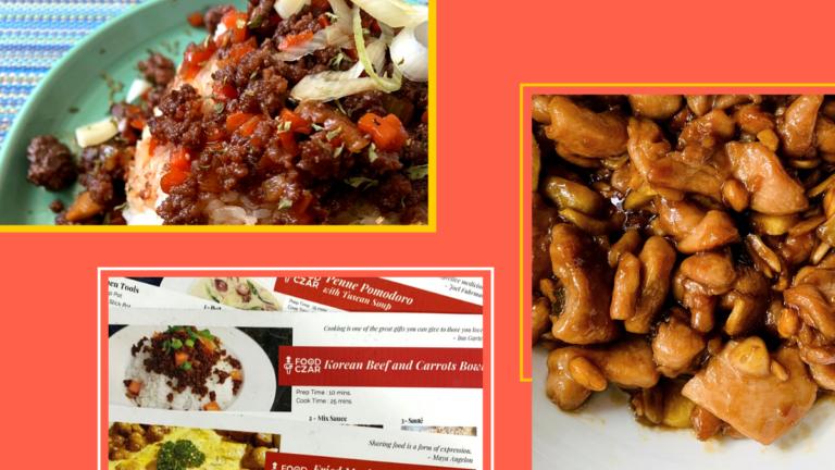 Food Czar Chef Designed Meal Kits