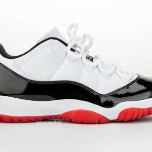 Jordan 11 White Bred Low Size 9.5
