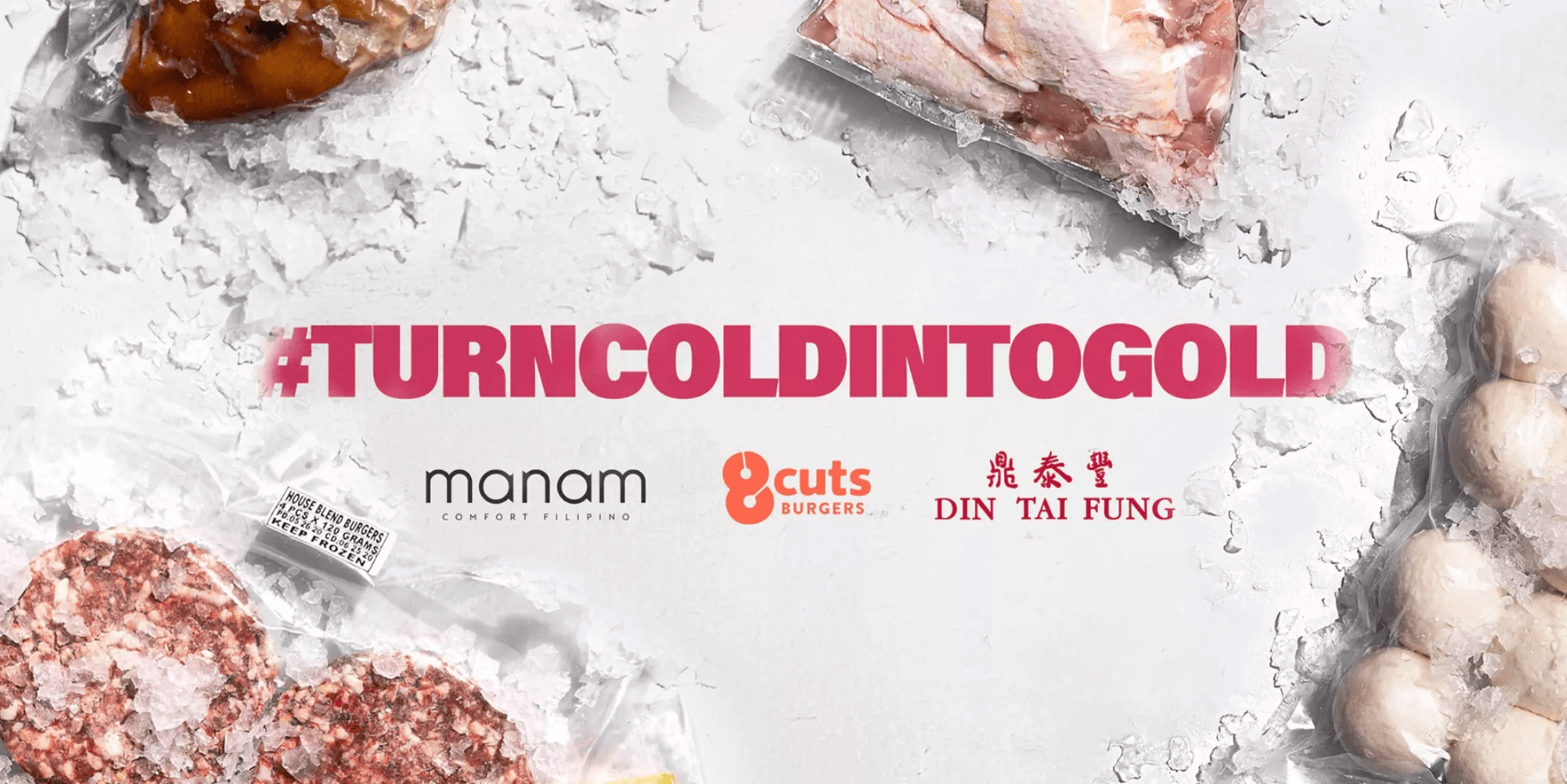 Moment the Grocer: Frozen Manam Sisig, 8Cuts Burgers Now at Shopee and Lazada!