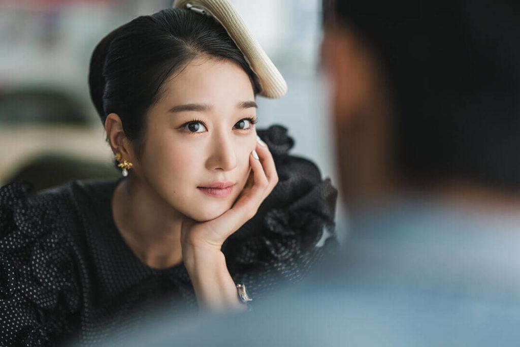 Seo Ye Ji as Go Moon Yeong in It's Okay to Not Be Okay