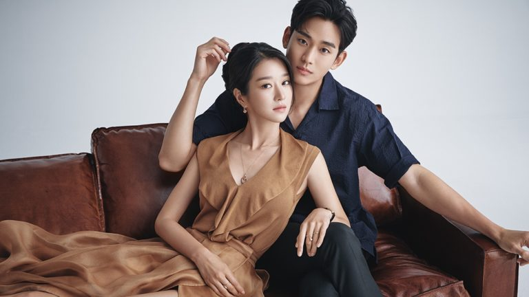 Kim Soo Hyun and Seo Ye Ji for It's Okay To Not Be Okay