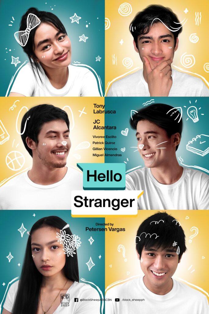Hello, Stranger Poster