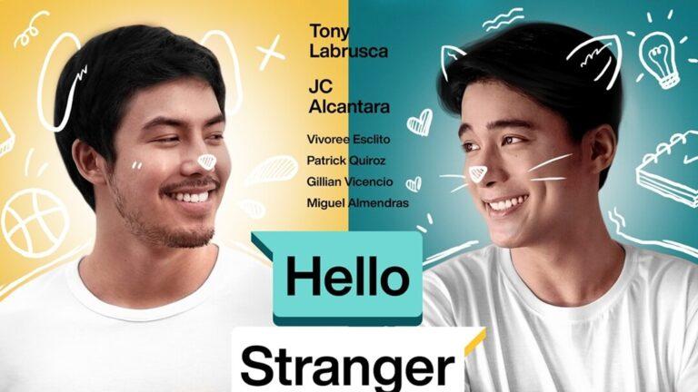 Hello Stranger Poster