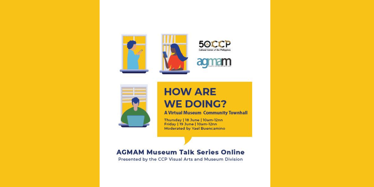 Museum Talk Series for Museologists & Heritage Keepers Goes Online