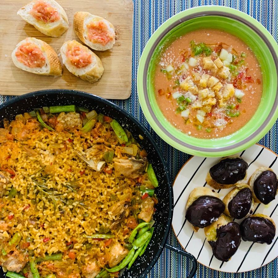 Cocina Espanola Spanish Cooking Class
