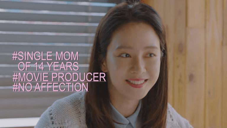 Song Ji Hyo in Was It Love?