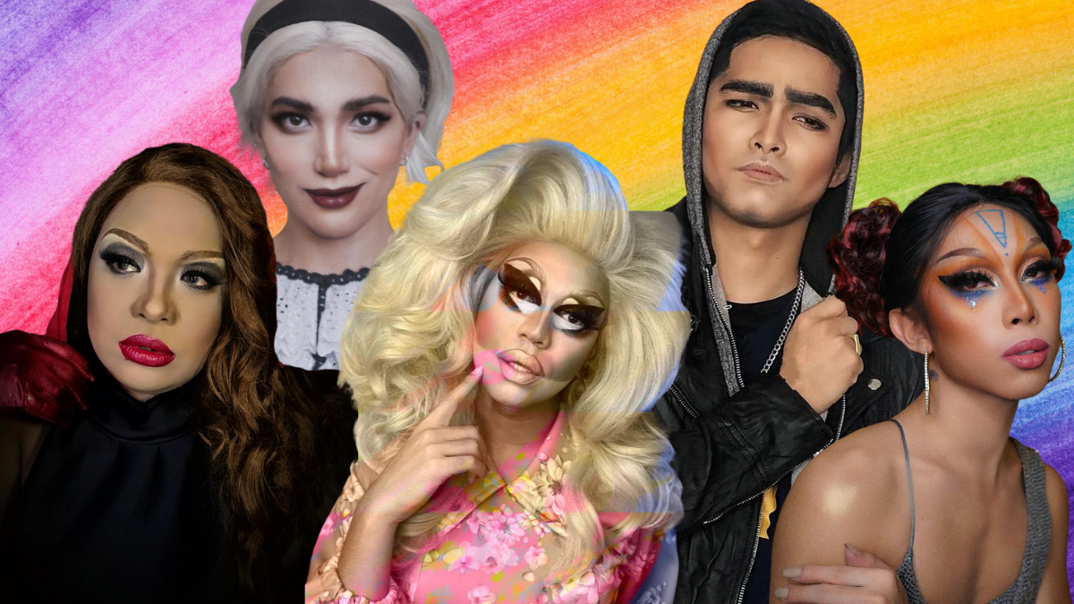 Q&A: Filipino Drag Queens Talk Pride and Celebrating Diversity with Netflix