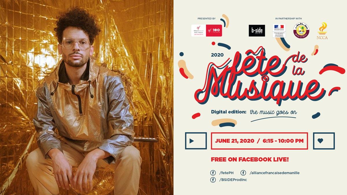 Fête de la Musique PH 2020 Goes Virtual This Sunday, June 21