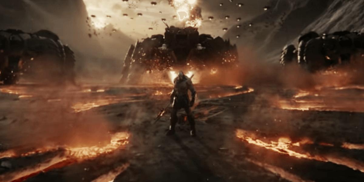 WATCH: 'Snyder Cut' First Teaser Trailer Reveals The Rise of Darkseid