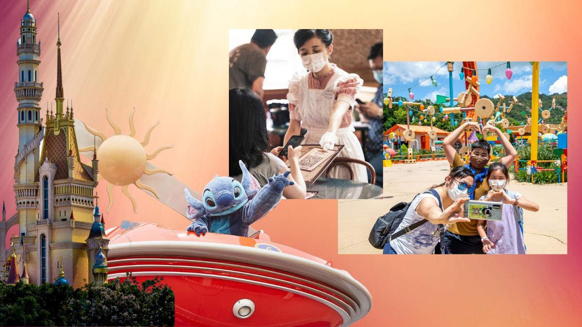 LOOK: Hong Kong Disneyland Officially Reopens