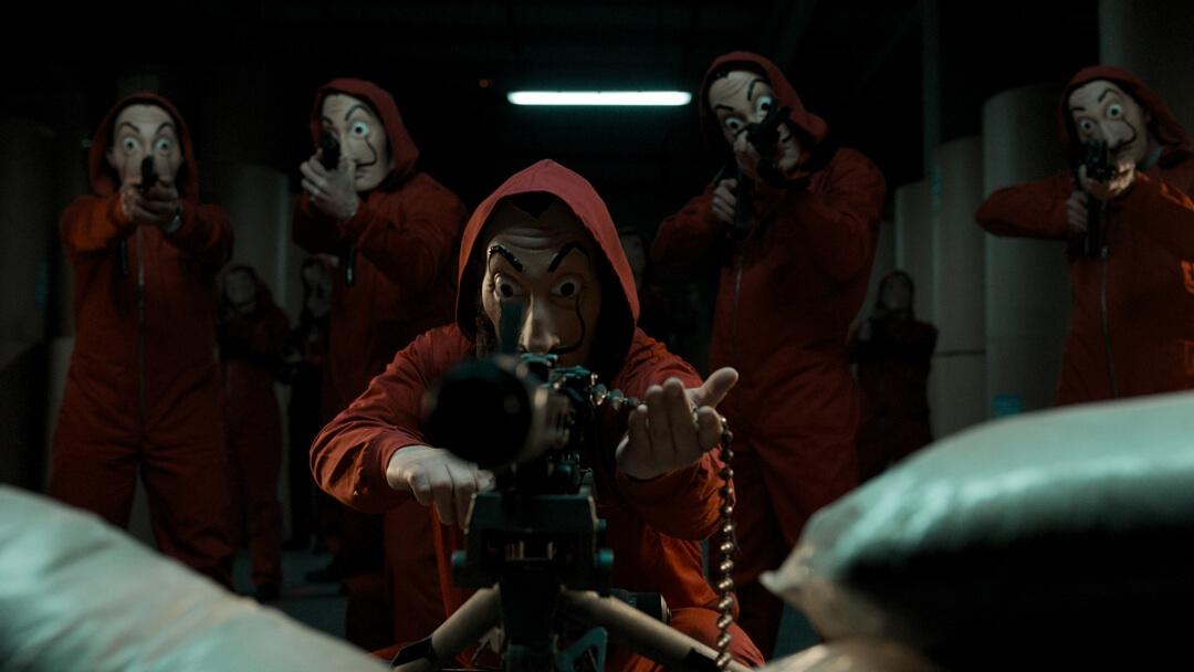 Spanish Series 'Money Heist' is Getting a Korean Remake!