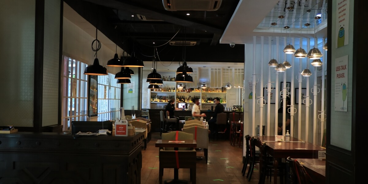 Las Flores BGC, Rambla at Rockwell Now Open For Dine-in Customers