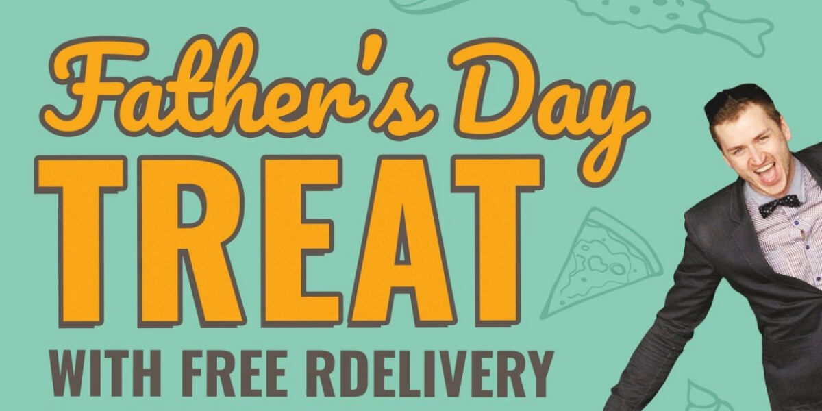 Robinsons Malls Celebrates Father's Day with Free Delivery Service!