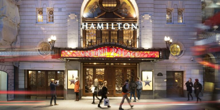 Major West End shows are closed until 2021