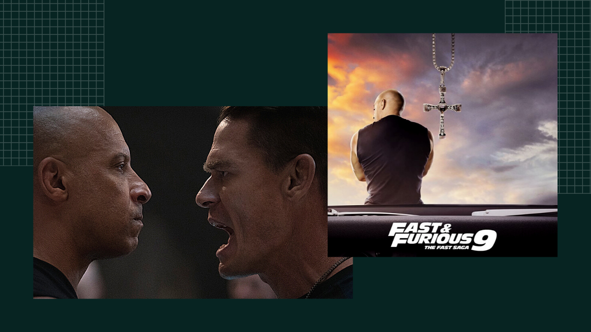 Vin Diesel's 'Fast & Furious 9' Featuring John Cena Moved ...