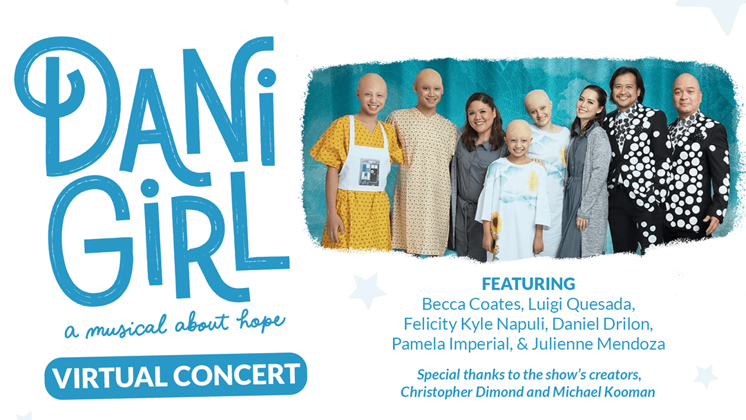 Make-A-Wish to Hold a Virtual Concert of the Cast of 'Dani Girl: A Musical About Hope'