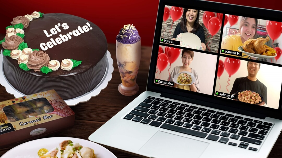 Max's Restaurant Makes Celebrations Virtual with Max's E-Party