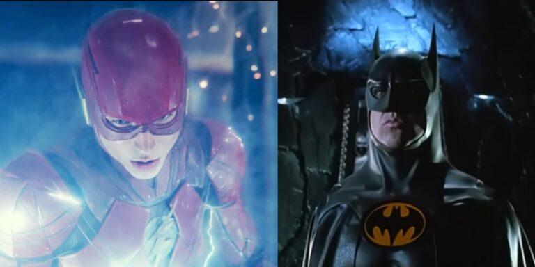 Michael Keaton reprises role as Batman