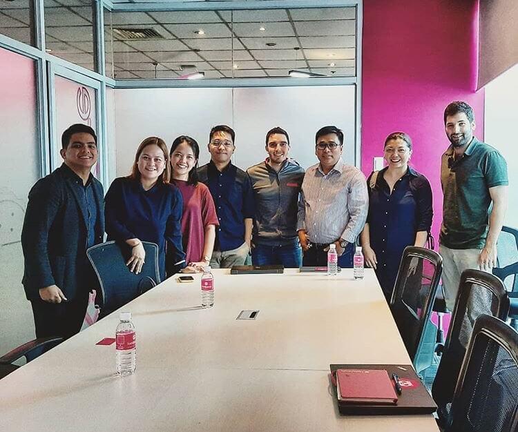 Foodpanda, Smart & PLDT Partnership