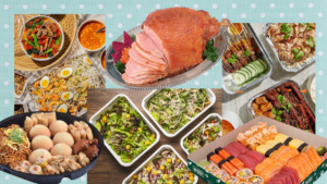 Potluck Meals and Party Platters for Delivery and Pick-Up
