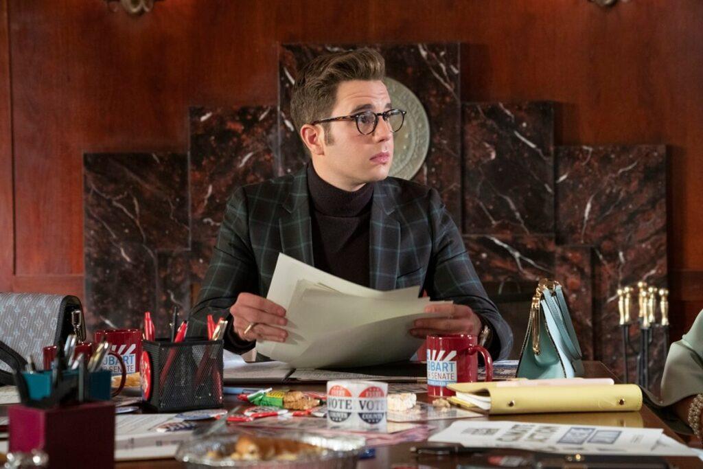 Ben Platt The Politician Season 2 on Netflix
