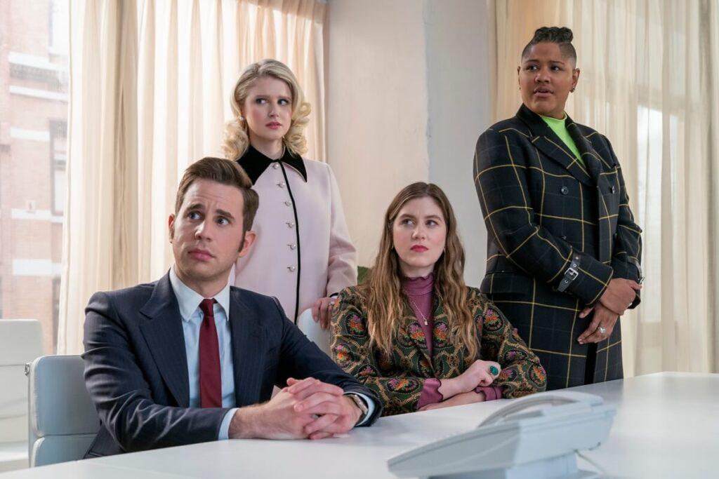The Politician Season 2 on Netflix