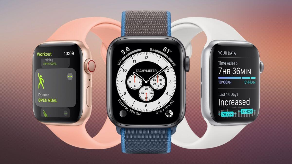 Apple WatchOS7 Update: Handwashing Detection, Sleep Tracking, and More