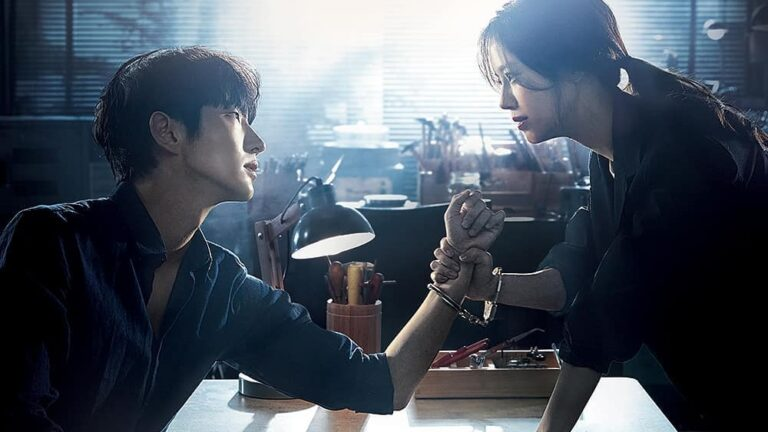 Lee Joon Gi and Moon Chae Won in Flower of Evil