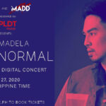 Jed Madela New Normal Digital Concert