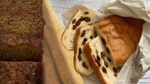 Have Baguio Country Club's Raisin Bread and Banana Bread delivered to your doorstep!