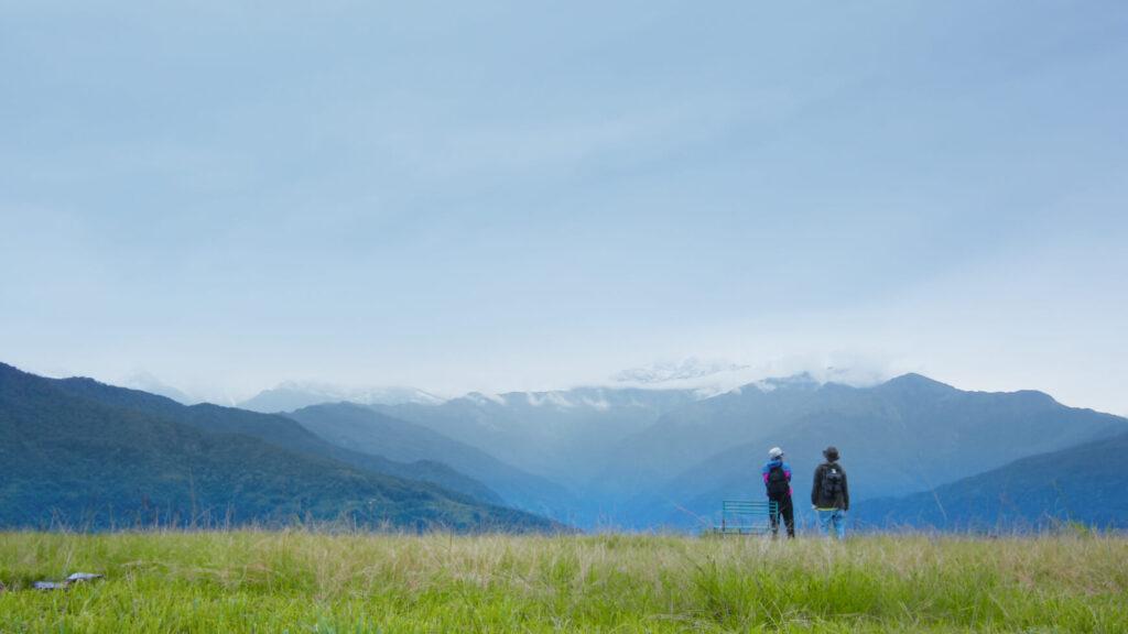 Lee Seung Gi and Jasper Liu in Nepal