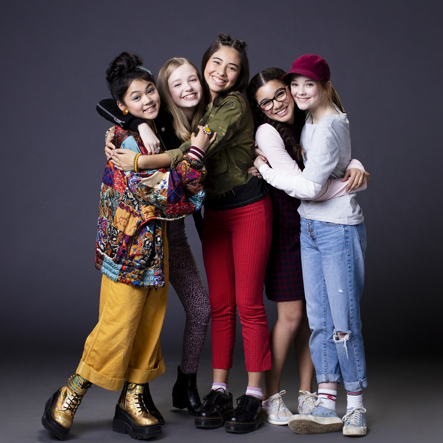 'The Baby-Sitters Club' Netflix Series is Girl-Powered ...