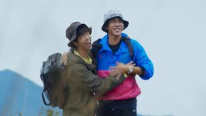 Lee Seung Gi and Jasper Liu in Nepal for Twogether