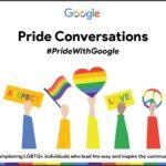 Google Pride Conversations