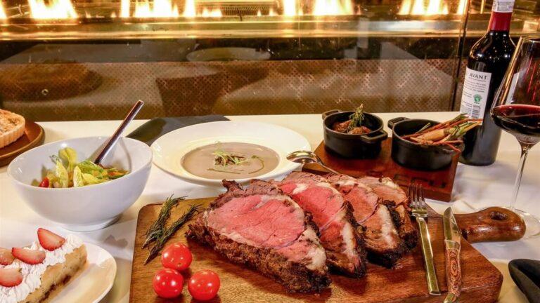 Manila Marriott Cru Steakhouse