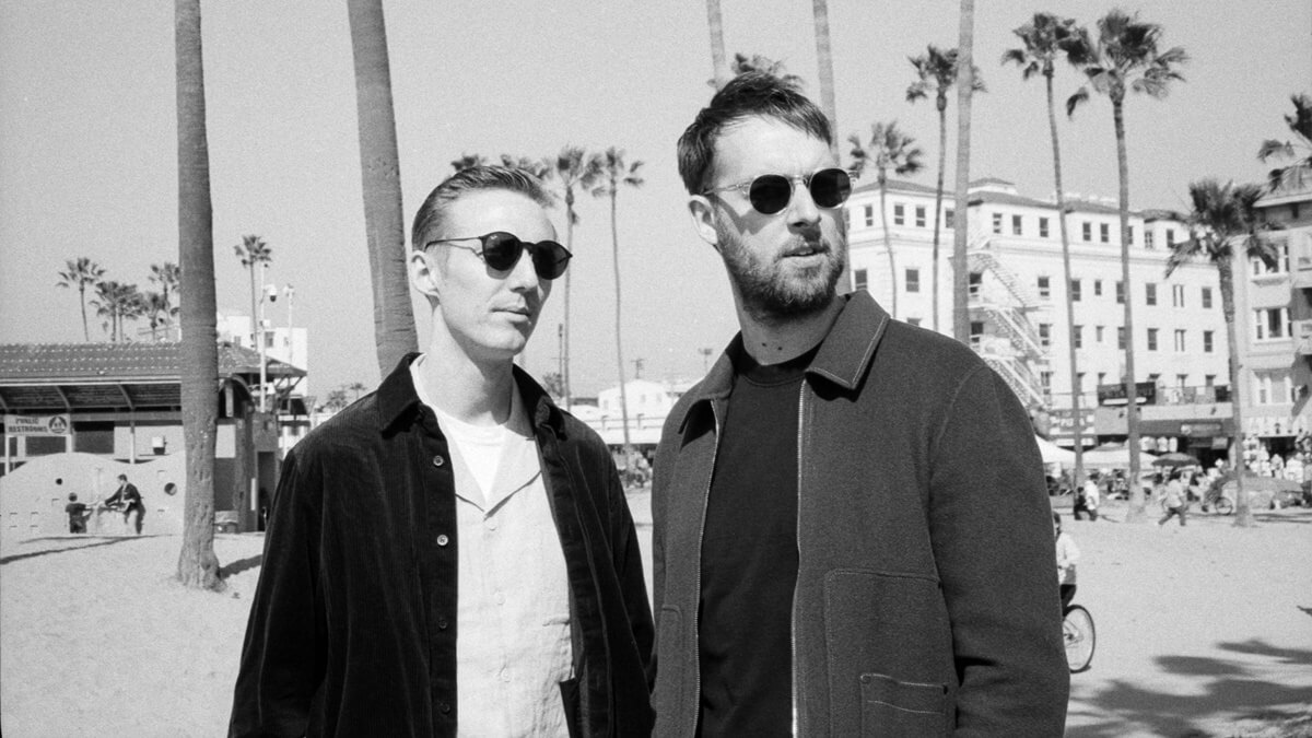 Electronic Duo HONNE releases no song without you Mixtape