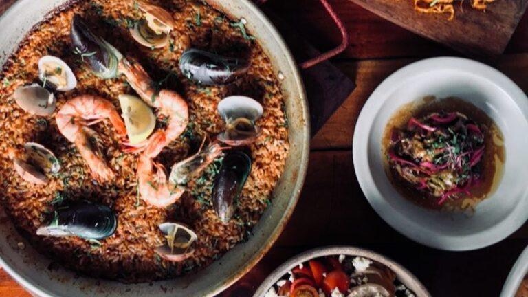 Spanish Feast