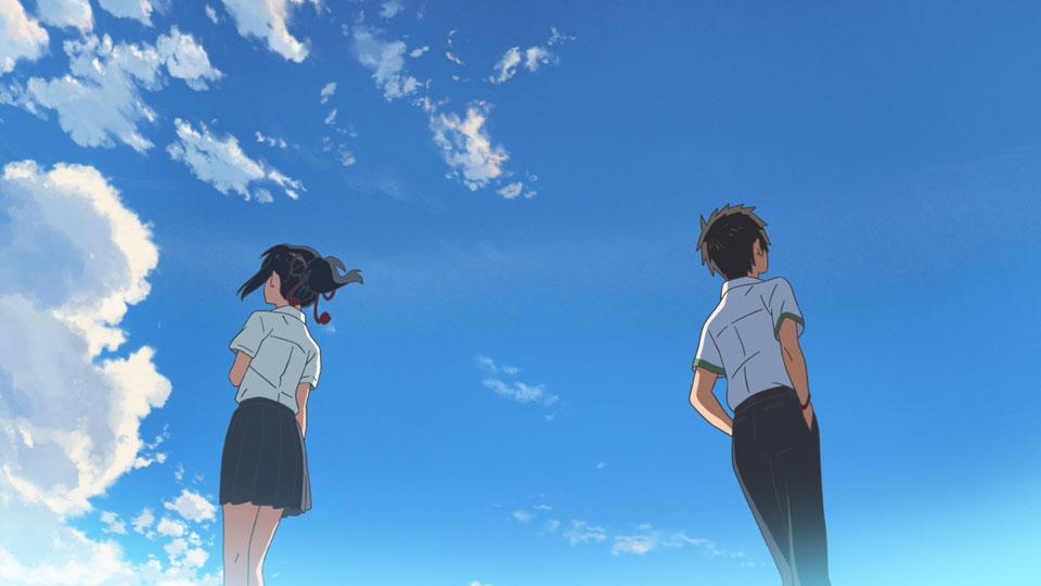 Makoto Shinkai's 'Kimi no Na Wa' is Streaming on Netflix Next Week!