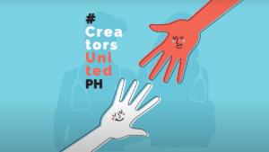 #CreatorsUnitedPH