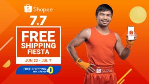 Shopee 7.7