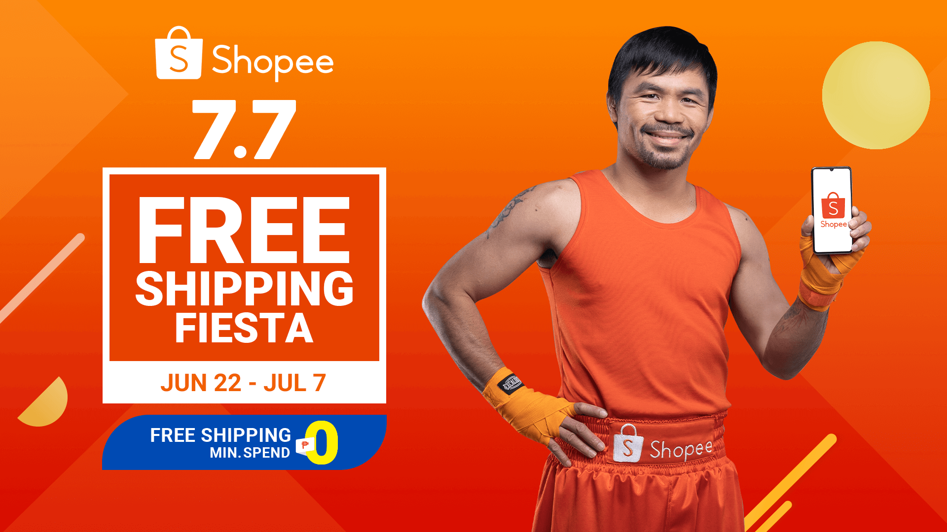 7 Things To Look Forward To On Shopee's Big 7.7 Event