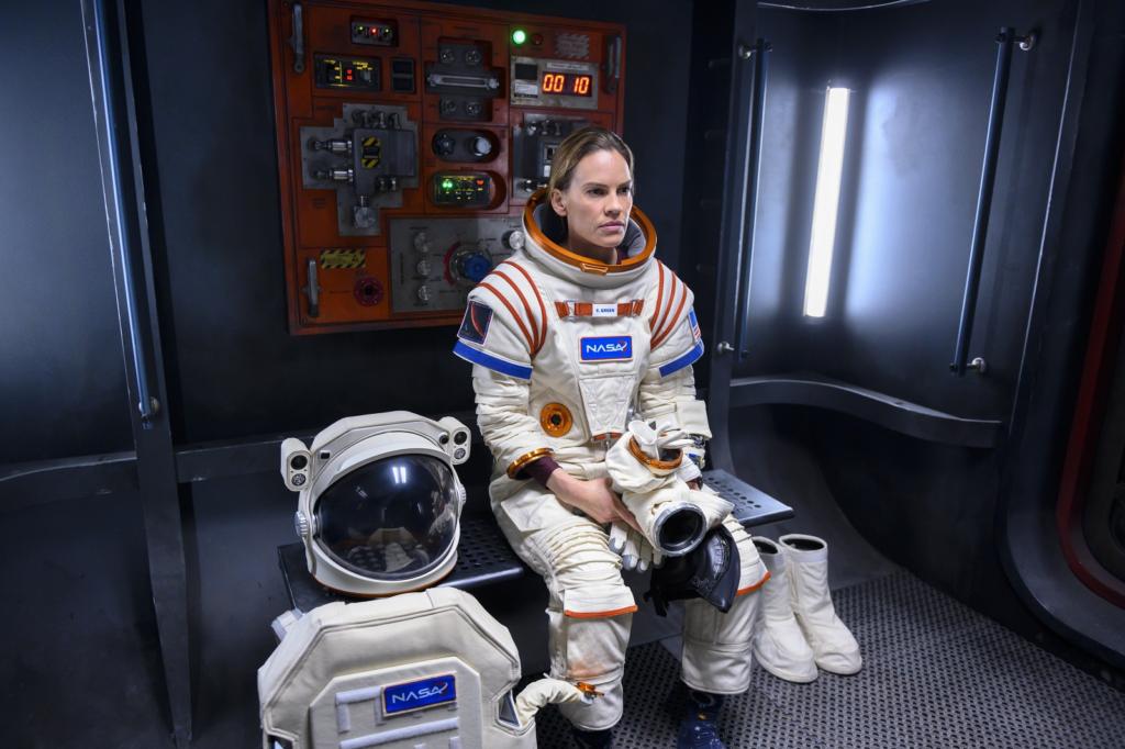 Hilary Swank stars in Netflix drama series AWAY