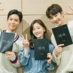 Record of Youth's Park Bo Gum, Park So Dam, and Byeon Woo Seok